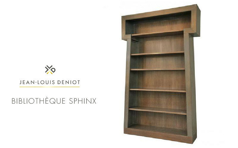 JEAN-LOUIS DENIOT Open bookcase Bookcases Storage  |