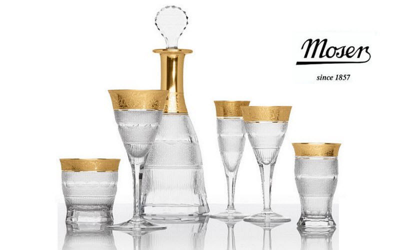 MOSER Glasses set Sets of glasses Glassware  |