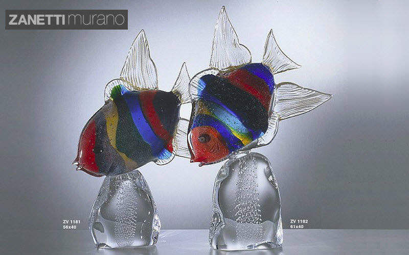 Zanetti Murano Figurine Various decorations Decorative Items  |