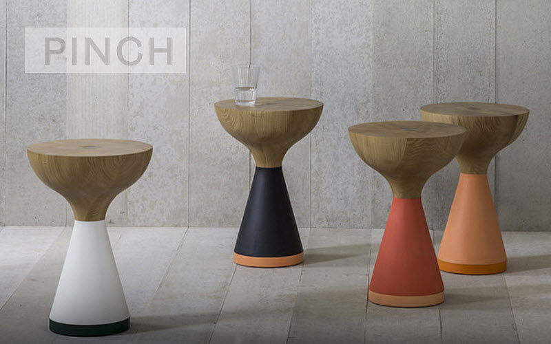 PINCH Pedestal table Occasional table Tables and Misc.  |