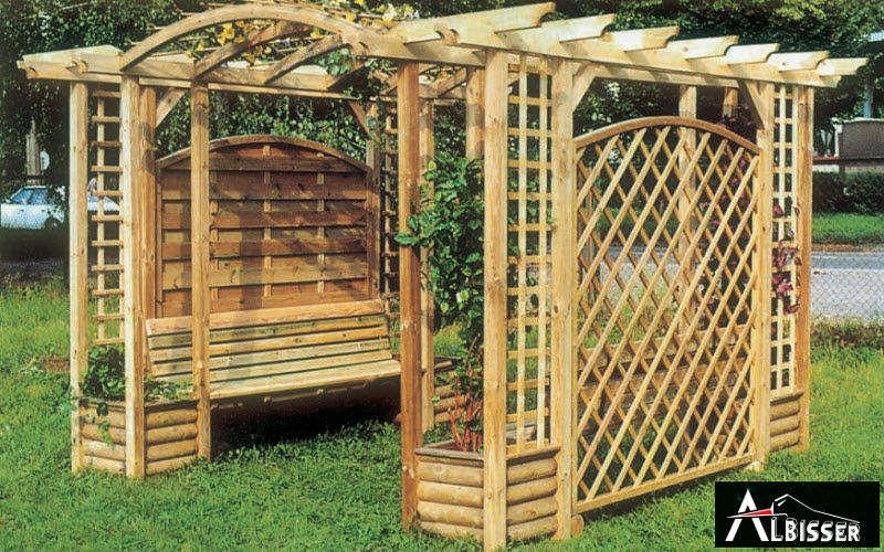 ALBISSER  Huts and gazebos Garden Gazebos Gates...  |