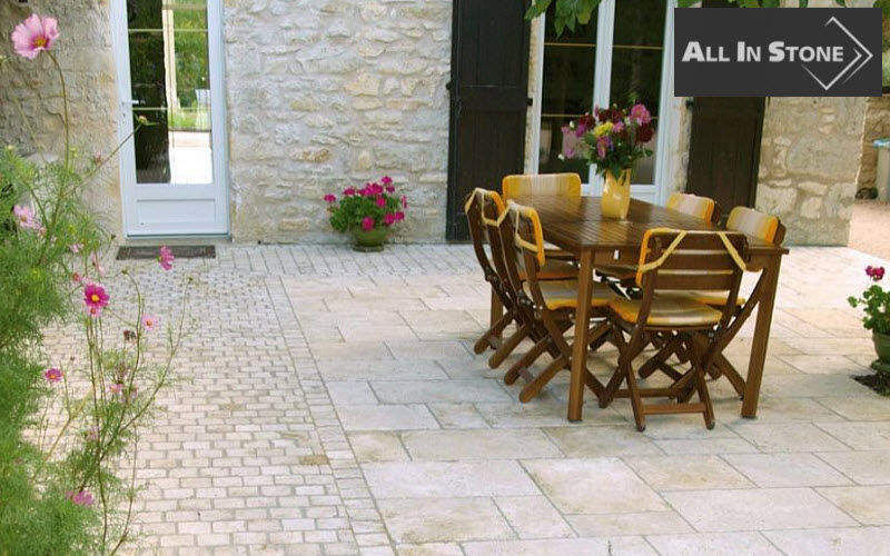 ALL IN STONE Outdoor paving stone Outside floors Flooring   
