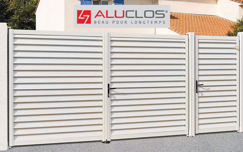 ALUCLOS Casement gate Gates and entrances Garden Gazebos Gates...  |