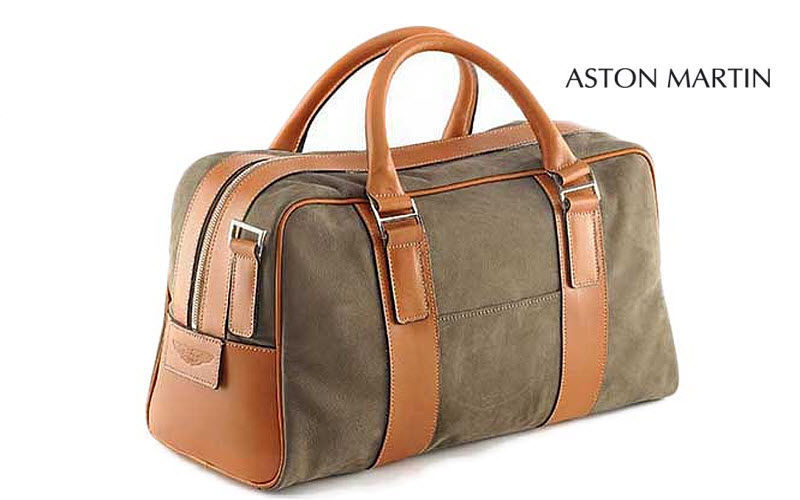 ASTON MARTIN Travel bag Luggage Beyond decoration  |
