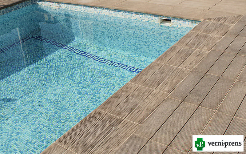 VERNI PRENS Pool border tile Kerbs and borders Swimming pools and Spa  |