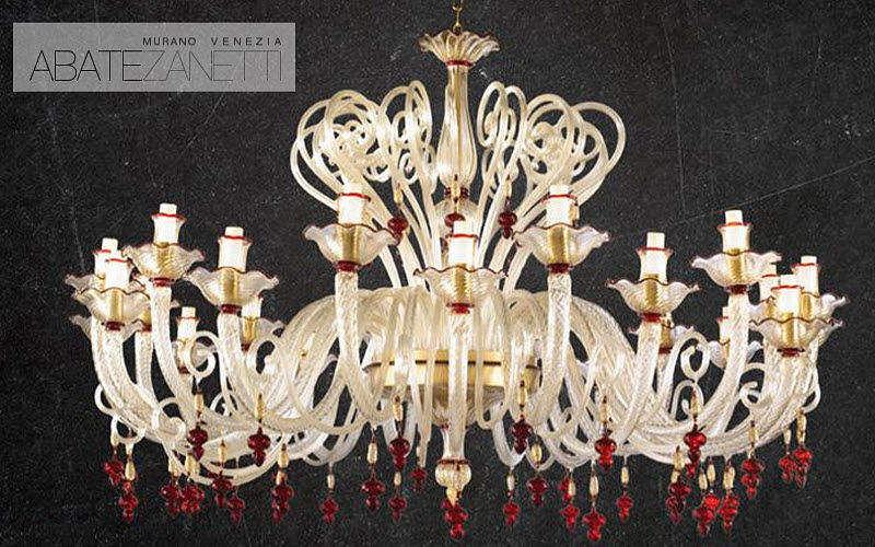 Abate Zanetti Chandelier Murano Chandeliers & Hanging lamps Lighting : Indoor  |
