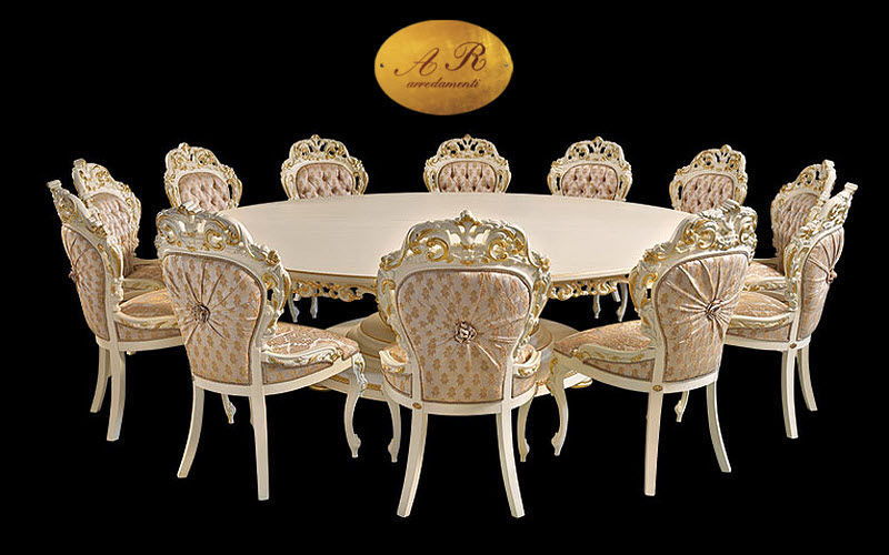 AR Arredamenti Round diner table Dining tables Tables and Misc.   