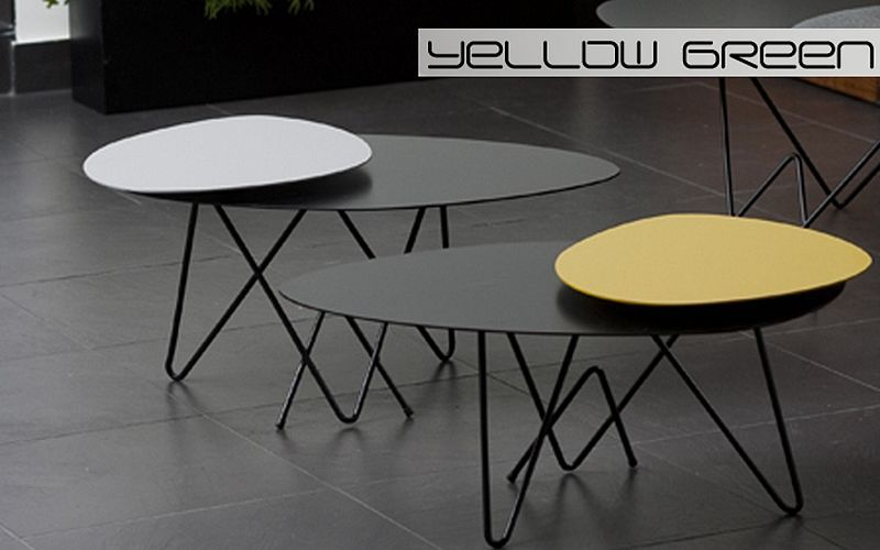 YELLOWGREEN Nest of tables Occasional table Tables and Misc.  |