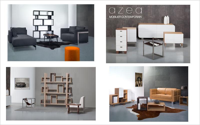 AZEA Bookcase Bookcases Storage  |