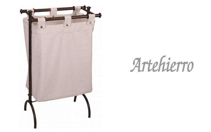 Artehierro Laundry hamper Bathroom accessories Bathroom Accessories and Fixtures  |