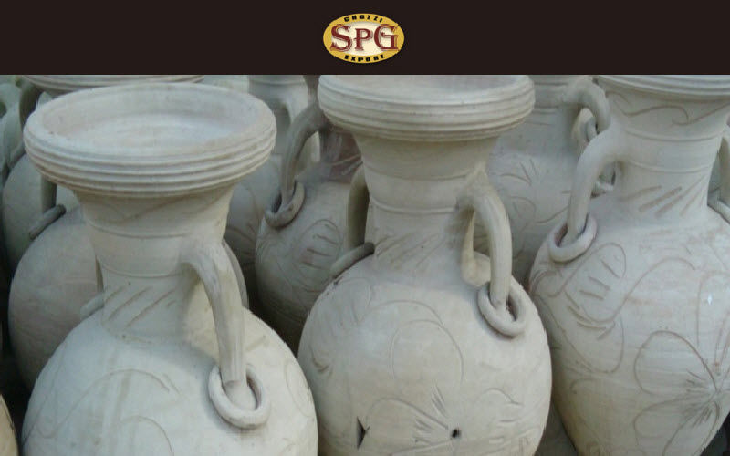 POTERIE GHOZZI Amphora Marine objects Decorative Items  |