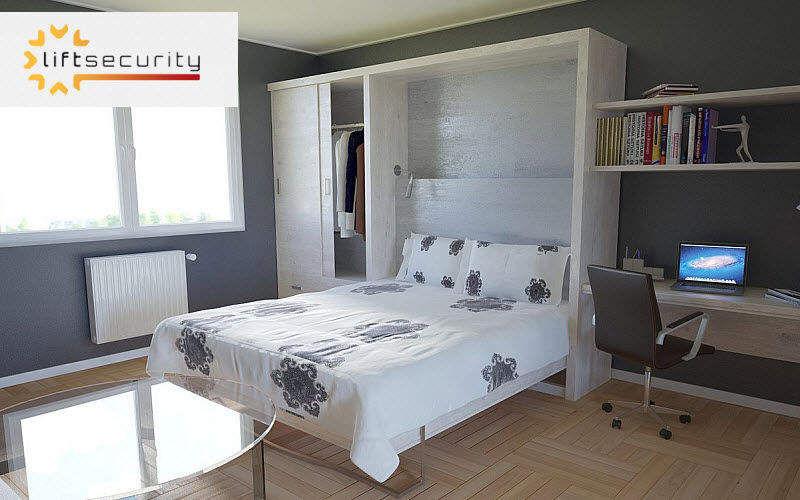 LIFTSECURITY Fold Away bed Foldaway beds Furniture Beds  |