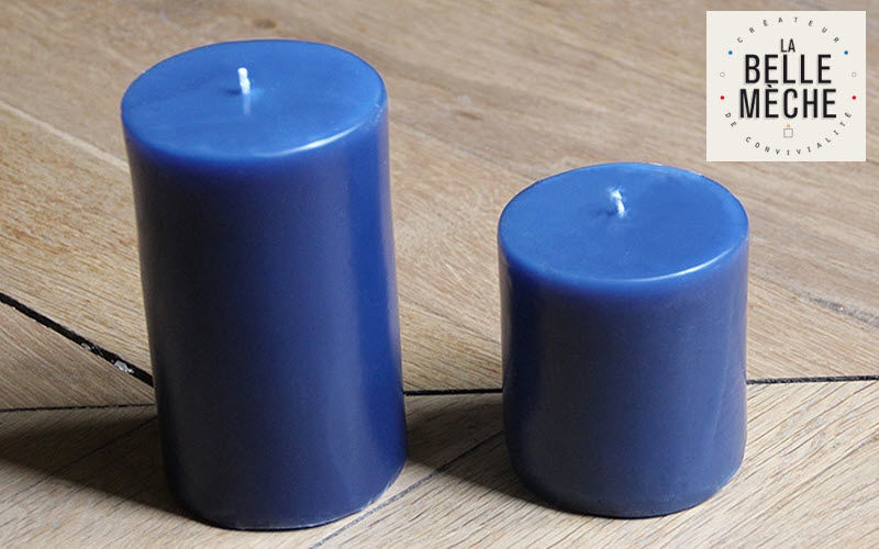 LA BELLE MECHE Round candle Candles and candle-holders Decorative Items  |
