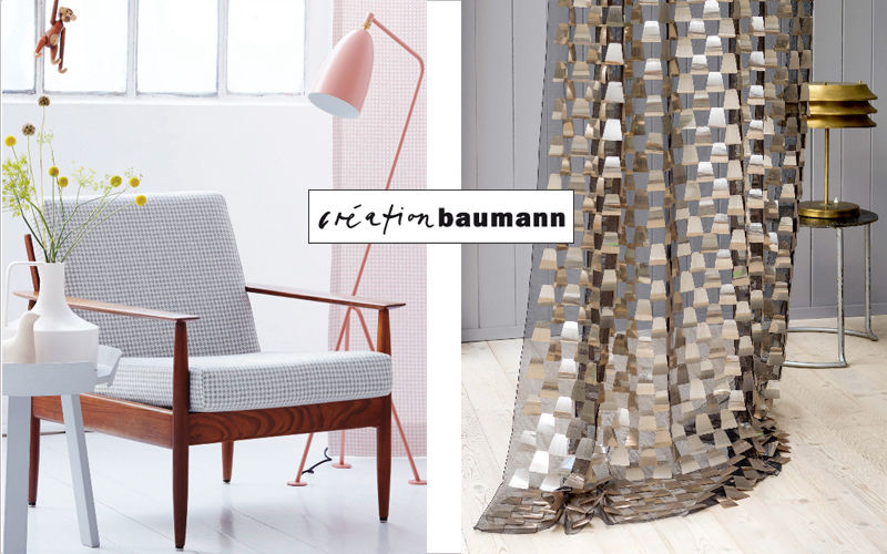 Creation Baumann Hooked curtain Curtains Curtains Fabrics Trimmings  |