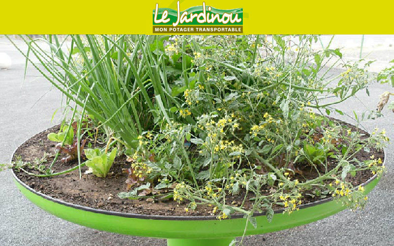 LE JARDINOU Street planter Street furniture Outdoor Miscellaneous  |
