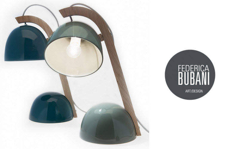 FEDERICA BUBANI Bedside lamp Lamps Lighting : Indoor  |