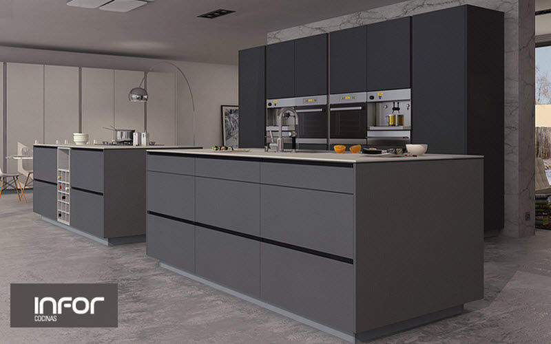INFOR ARAGONESAS Modern Kitchen Fitted kitchens Kitchen Equipment  |