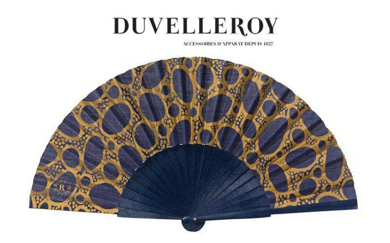 DUVELLEROY Fan Fans Decorative Items  |