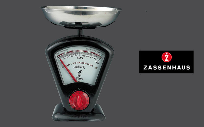 Zassenhaus Kitchen Scale Scales Kitchen Accessories  |