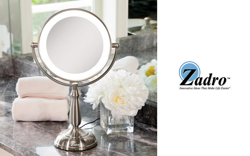 Zadro Products Shaving mirror Mirrors Bathroom Bathroom Accessories and Fixtures  |