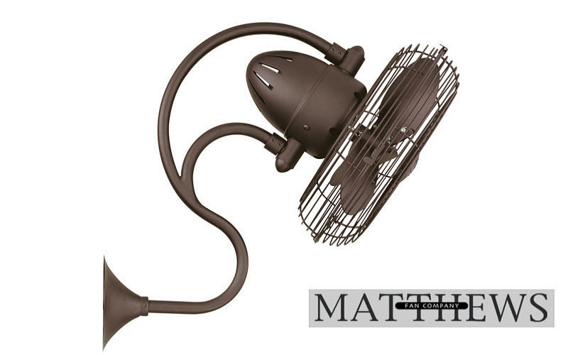 MATTHEWS FAN COMPANY Wall fan Air conditioning and ventilation House Equipment  |