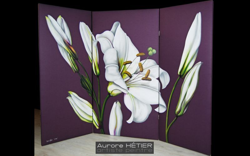 AURORE HETIER Screen Partition Tables and Misc.  |