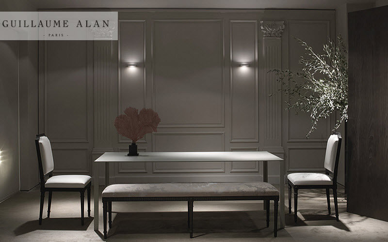 Guillaume Alan Rectangular dining table Dining tables Tables and Misc.  |