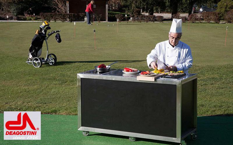 Deagostini Outdoor kitchen Fitted kitchens Kitchen Equipment   