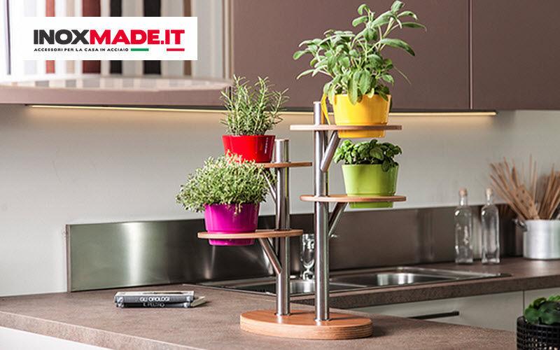 INOXMADE Planter Flowerpot holders Garden Pots  |