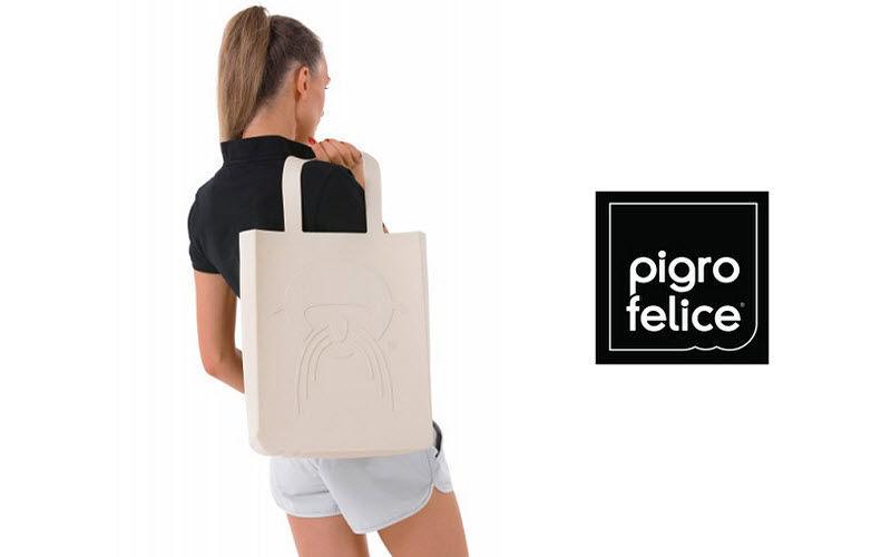 PIGRO FELICE Beach bag Luggage Beyond decoration  |