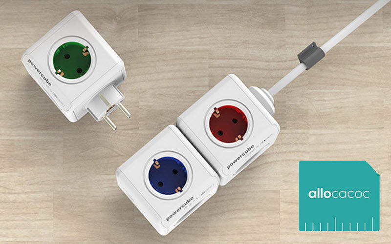 ALLOCACOC Multi plug Electrics Lighting : Indoor  |
