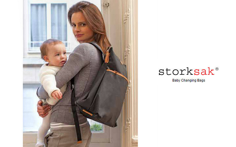 STORKSAK Nappy bag Children's bath and washing Children's corner  |