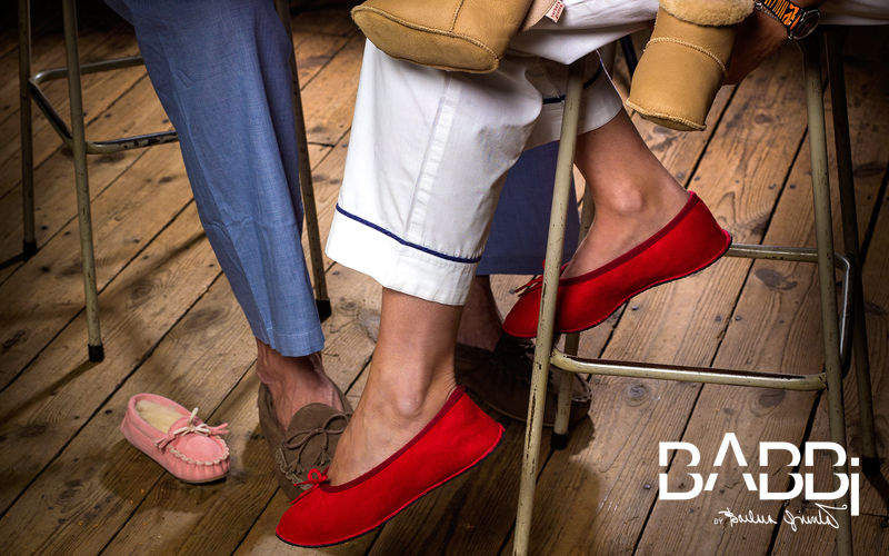 BABBI Slippers Clothing Beyond decoration  |