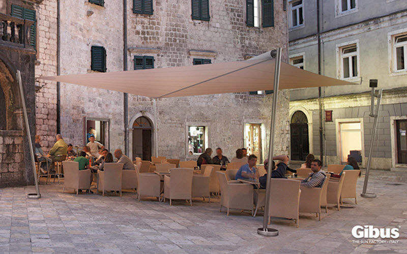 Gibus Shade sail Shade and arbours Garden Furniture  |