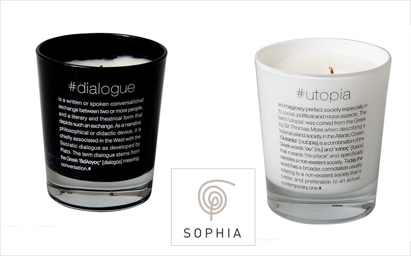 SOPHIA Scented candle Candles and candle-holders Decorative Items  |