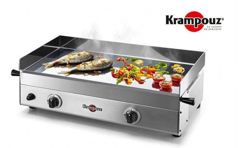 Krampouz Griddle Barbecue Outdoor Miscellaneous  |