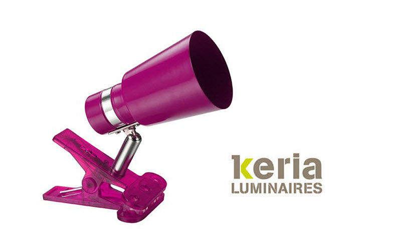 Keria Clip-on spotlight Lights spots Lighting : Indoor  |