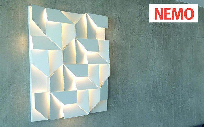 NEMO Illuminated wall Luminous objects Lighting : Indoor  |