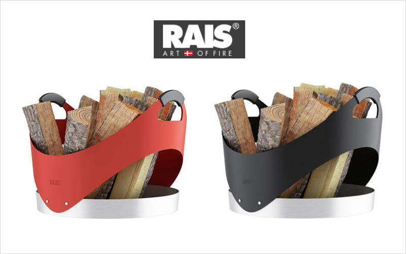Rais Log carrier Fireside accessories Fireplace  |