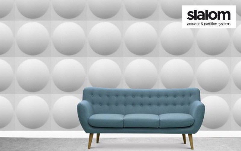 Slalom Acoustic panel Partitions Walls & Ceilings  |