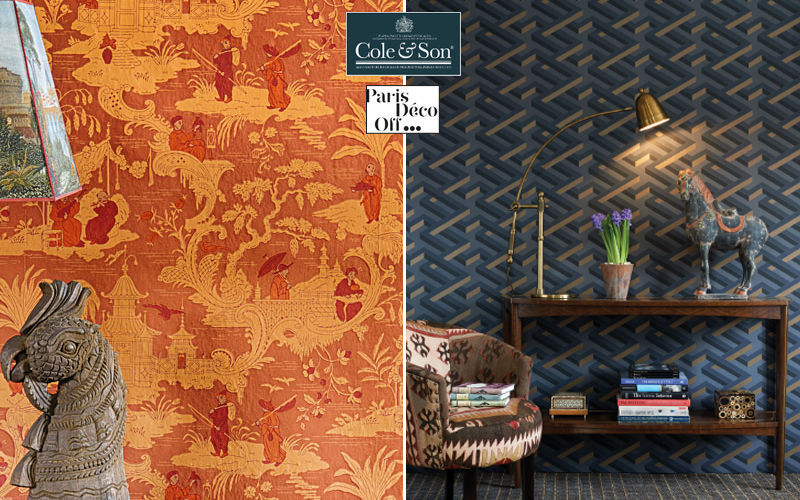 Cole & Son Wallpaper Wallpaper Walls & Ceilings  |