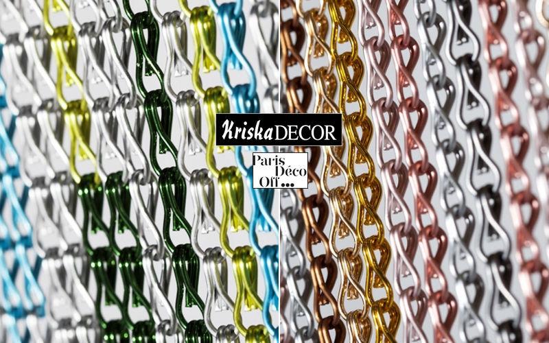KRISKADECOR Fire resistant metal curtain Window bars Doors and Windows  |