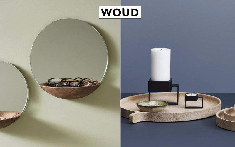 WOUD Mirror Mirrors Decorative Items  |