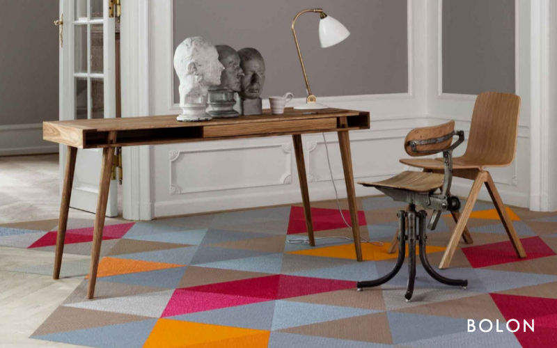 Bolon Adhesive floor covering Floor coverings Flooring  |