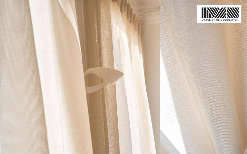 Maïte Mariana - L'Atelier de Décoration Net curtain Net curtains Curtains Fabrics Trimmings   