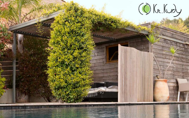 KIT KURLY Garden trellis Enclosures and trellis-work Garden Gazebos Gates...  |