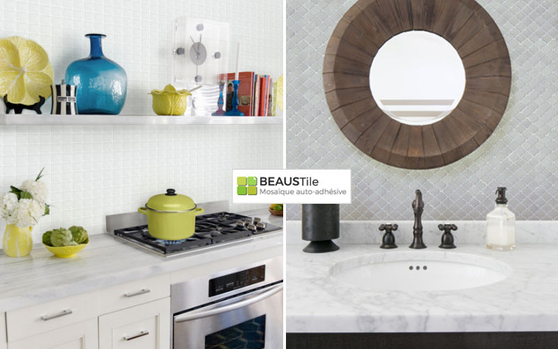 BEAUSTILE Mosaic tile wall Wall tiles Walls & Ceilings  |