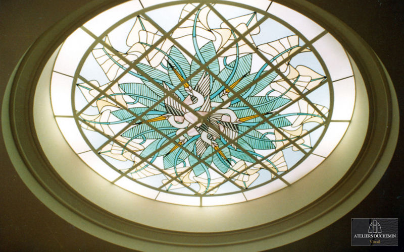 Ateliers Duchemin Glass roof Glass Doors and Windows  |