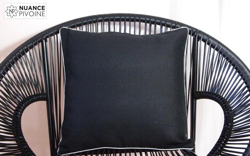 nuance pivoine Square Cushion Pillows & pillow-cases Household Linen  |