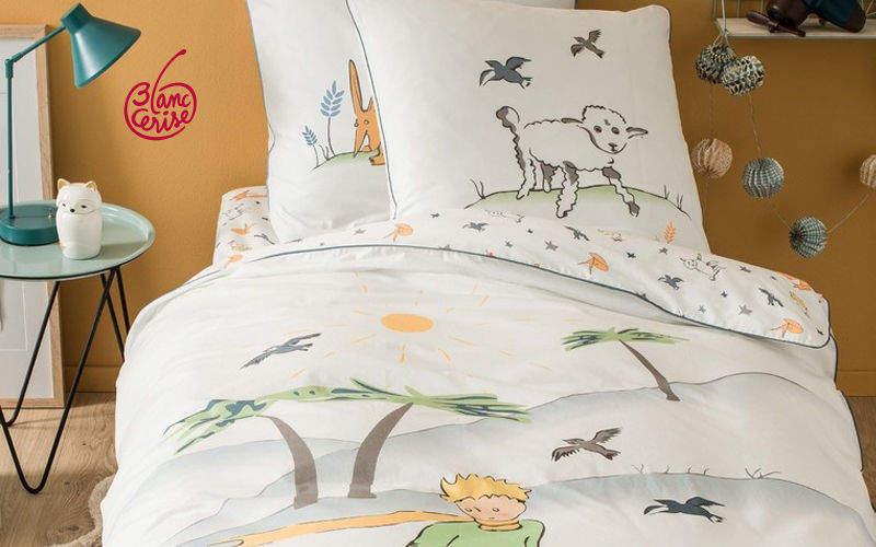BLANC CERISE Children's bed linen set Baby bed linen Children's corner  |
